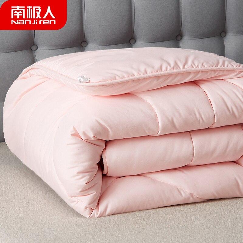 SF 4 مواسم أسفل لحاف لحاف رخيصة بطانية مريحة 5 ألوان اختيار غطاء القطن الدافئة رشاقته المعزي متعددة الأحجام لحاف