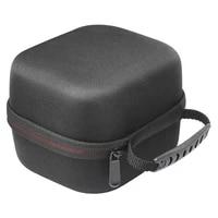 Sac de transport Portable  etui de protection antichoc rigide  sac de voyage  boite de rangement pour HomePod Mini haut-parleur