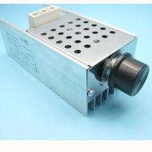 1 sztuk 110 v 220 V 10000 W napięcia SCR silnik regulatora regulator prędkości ściemniacz Thermo