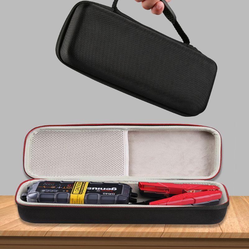 Hard EVA Protective Storage Bag Portable Carrying Box Case for NOCO Genius Boost Plus GB40 1000 Amp 12V UltraSafe Jump Starter