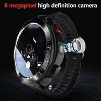 4g phone smart watch 2gb16gb smartwatch 800mah 8mp hd camera sim card gps google facebook youtube video call sports tracker