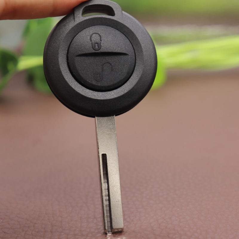 DAKATU FÜR MITSUBISHI COLT WARRIOR CARISMA SPACE STAR Auto Schlüssel 2 Tasten Ersetzen Remote Key Shell Gehäuse Fob