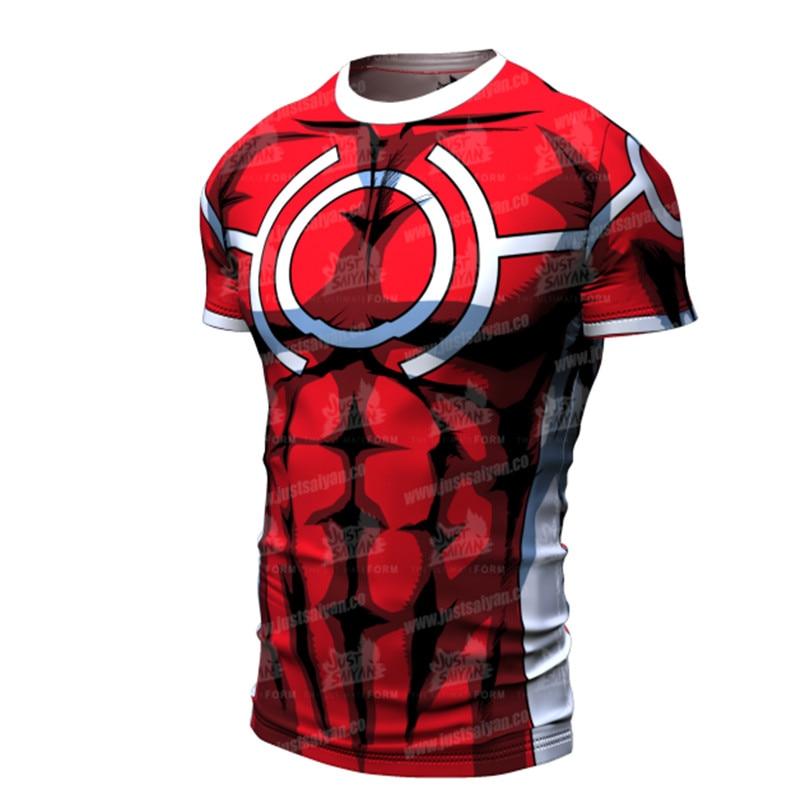 Купить с кэшбэком 2021 3D Printed Mens Sports Tight Elastic Sweating Quick Drying Long Sleeved Tshirt Compression Fitness Shirt