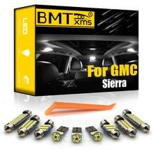 Bmtxms Voor Gmc Sierra 1500 1500HD 2500 2500HD 3500 3500HD 1988-2020 Canbus Vehicle Led Interieur Kaart Dome Kofferbak licht Kit