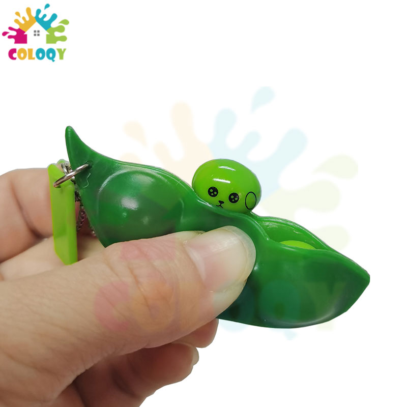 COLOQY 14 Fidget Toys Pop it Sensory Antistress Toy Pack Squishy Squish mallow Decompression Stress Reliever Toy For Adults Kids enlarge