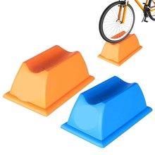 Zubehör Fahrrad Turbo Stationären Fahrrad Rack Stand Indoor Trainer Unterstützung Reiten Block Radfahren Teile Vorderrad Riser Universal