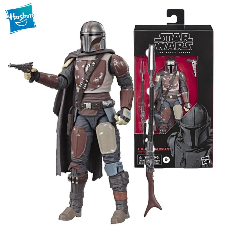Hasbro 6 Inches Star Wars The Mandalorian 094 Collection Action Anime Figure Model Kids Toys for Boys