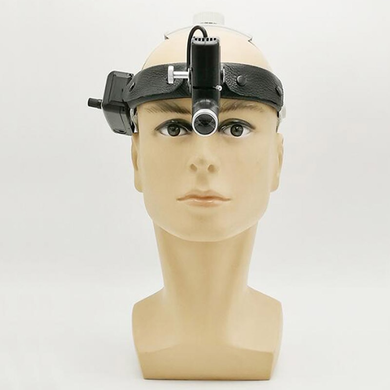 Portable Adjustable Brightness Dentist Medical Headlight Clinic Loupe Surgical Operation Lamp Led Light Dental Surgery Headlamp enlarge