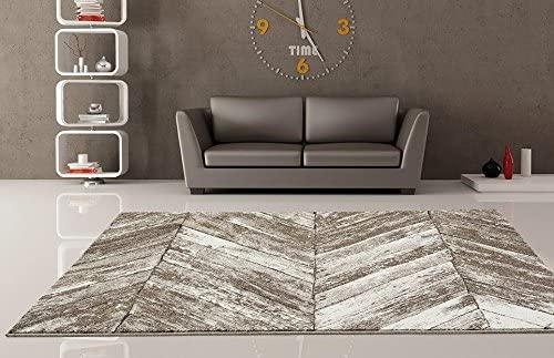 Persa alfombras Beige Felpudo De Moda estera De puerta exquisita elegante y...