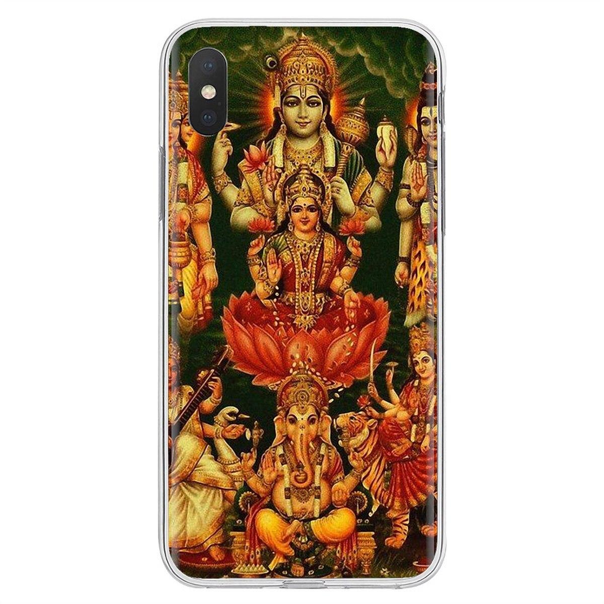 India hindú Dios shiva Riding Nandi funda de silicona para Samsung Galaxy J1 J2 J3 J4 J5 J6 J7 J8 Plus 2018 Prime 2015 2016 2017
