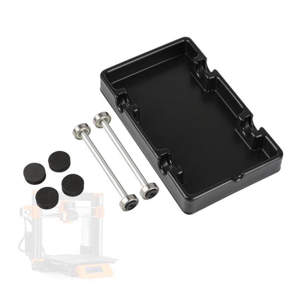 Accesorios de impresora 3D, estantes de soporte de carrete de filamento, suministros, bandeja de Material, estante para Prusa I3 MK2.5S/MK3S Multi Material 2S