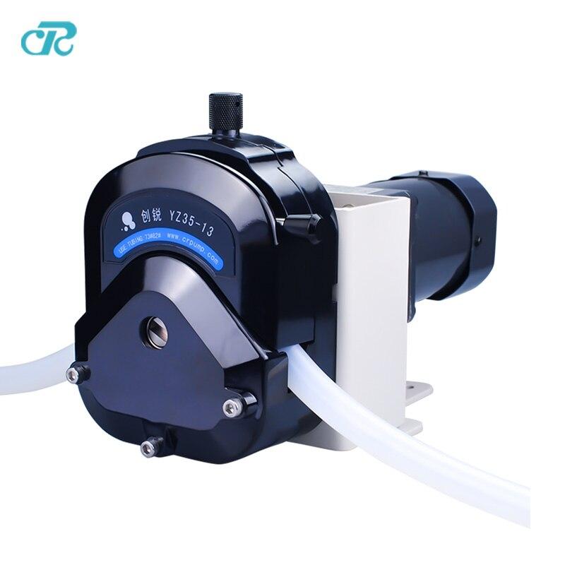 Chuangrui 12V Large Flow Rate Peristaltic Pumps Transfer Pump enlarge