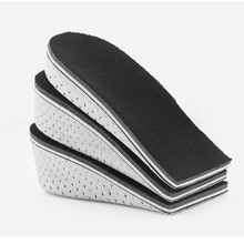 1 Pair Comfortable Orthotic Shoes Insoles Inserts High Arch Support Pad for women men Lift Insert Pa