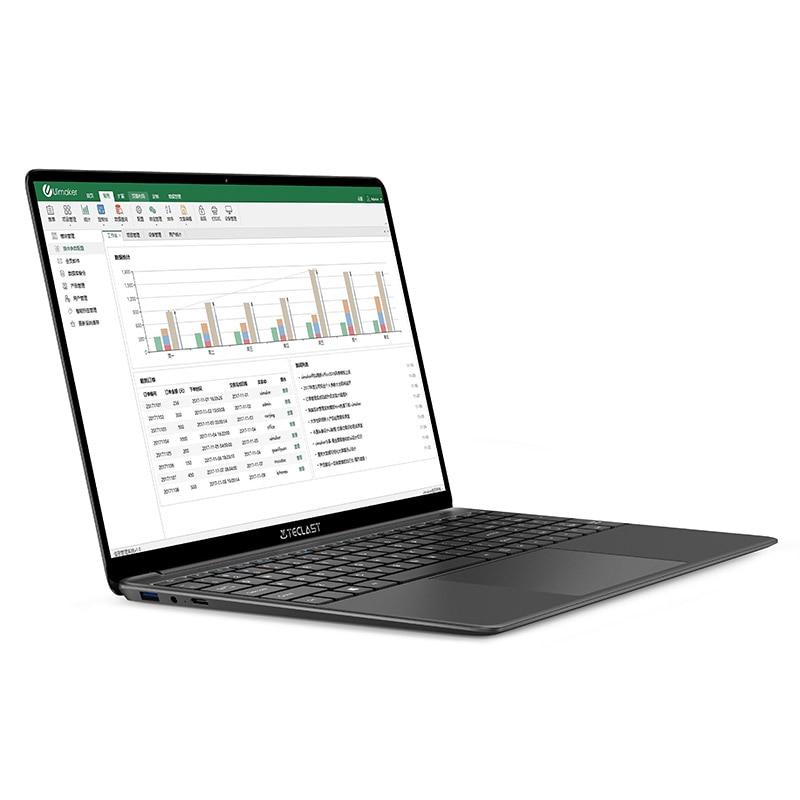 Teclast F15S 15.6 Inch Laptop 1920x1080 FHD Intel Apollo Lake Laptops 8GB RAM 128GB 256GB 512GBROM Dual Wifi Windows 10 Notebook