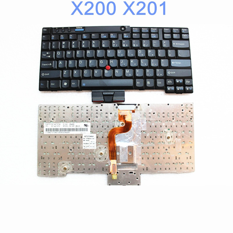الأصلي لنا لوحة المفاتيح لينوفو ثينك باد X201S X200S X201 X201I X200T X201T X200