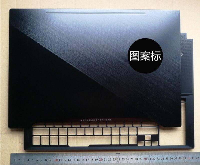 حافظة علوية جديدة للكمبيوتر المحمول palmrest/حافظة سفلية لهاتف ASUS GX501 GX501V GX501VS GX501V1 13N1-4NA0101