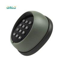 GALO Home smart password remote control keyboard Lock/gate opener/auto motor 315/433 Wireless password keypad