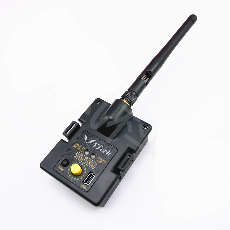 Frsky X9D الطائر T16 2.4G FS FLYSKY JR الارسال وحدة RF ل X9 X10 X7 DSM2 4 في 1OpenTX موالف بروتوكول متعدد