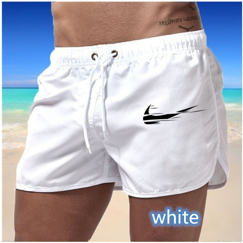 Mens Gym Training Shorts Men Sports Casual Clothing Fitness Workout Running Grid quick-drying compression Shorts Athletics