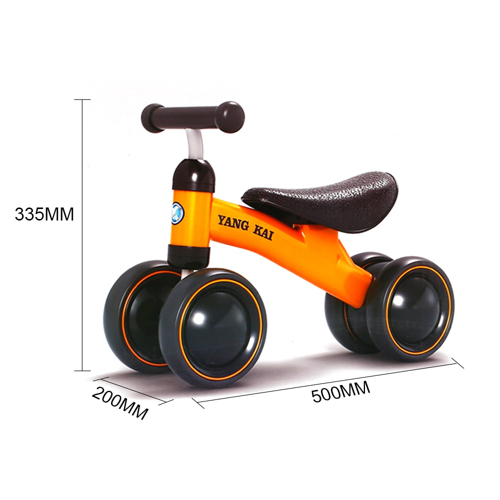 Baby Balance Bike Learn To Walk Get balance sense No Foot Pedal Riding Toys for Kids Baby Toddler 1-3 years enlarge