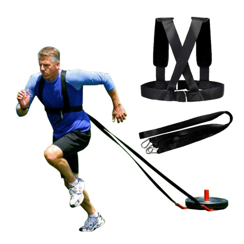 AliExpress - Resistance Bands Crossfit Yoga Rubber Pulling Loop Running Strength Agility Exercise Belts Fitness Gym Speed Suspension Trainer