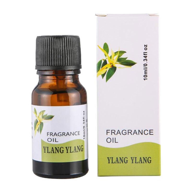 Aceite Esencial de 10 ml, aceite esencial 100% de fragancia de Aromaterapia natural, aceite de fragancia relajante de eucalipto de geranio y Romero