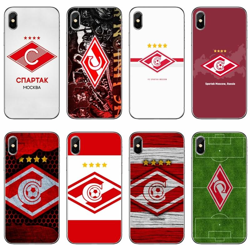 Para Samsung Galaxy J8 J7 J5 primer pro J3 A3 A5 A7 2018 de 2017, 2016 cubierta caso Moscú ruso de fútbol