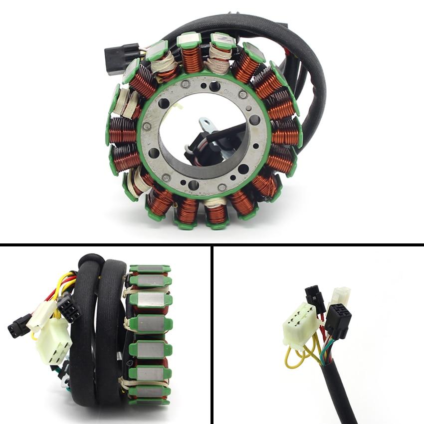 Accesorios de la motocicleta Magneto de generador para estator de motor bobina para Polaris 4012939, 4012548, 4012113, 600 HO IQ EFI L/C/turno Widetrak