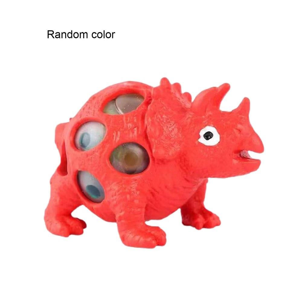 Новинка, динозавр, мягкая сетка для снятия стресса, рельефные игрушки для детей и взрослых, игрушки для снятия стресса, игрушки для взрослых