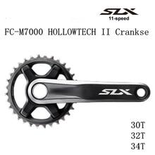 Deore Slx FC-M7000 Hollowtech Ii Crankstel Fiets Bicysle Crankstel M7000 1x11-Speed 30T 32T 34T 170Mm 175mm