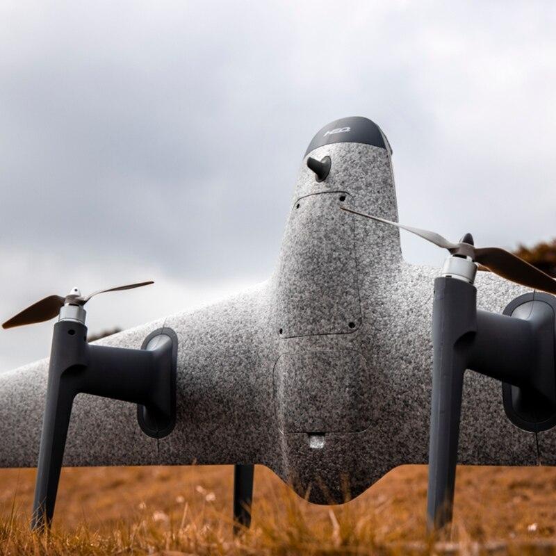 heq cisne k1 pro vtol aeronave vertical desembarque e pouso 1200mm estacao de asas