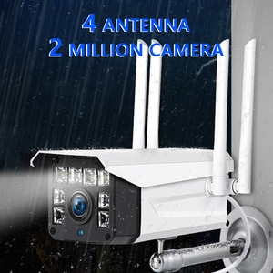 1080P Wireless Camera Surveillance Home Security IP Camera CCTV WiFi Camera P2P Baby Monitor Two Way Audio IR-Cut Night Vision