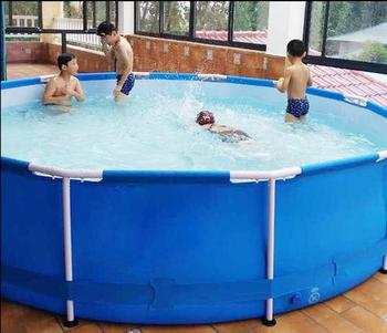 round pool with bracket, Circle swimming pool, fish pond, Summer outdoor pool,travel installation pool