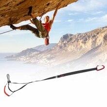 Cinturón de Pedal de escalada de 80-133cm ajustable para deportes al aire libre, accesorio para equipo de escalada