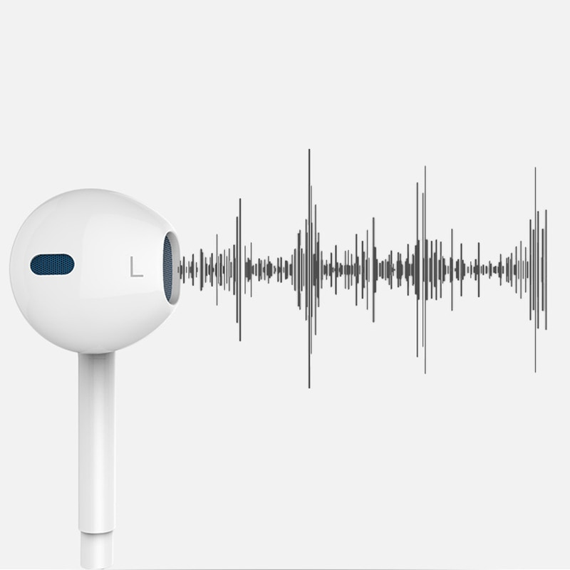 New Type-C Flat Earphone Is Suitable for LETV 2pro Le 2max In Ear X620 Tuning Earphone enlarge