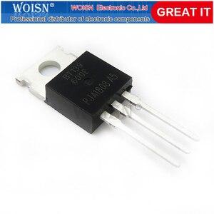 100PCS BT139-600E TO-220 BT139-600 TO220 BT139 Triacs RAIL TRIAC TO-220 In Stock
