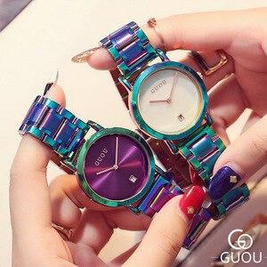 2021 New Watch Women Quartz Watches Ladies Creative Steel Women's Bracelet Watches Female Waterproof Clock Relogio Feminino