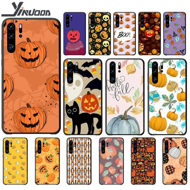 Yinuoda Grimace Pumpkin Luxury Phone Case Cases For Huawei P20 P30 P40 Lite P20 P30 P40 Pro P Smart Z 2019 Cover Etui