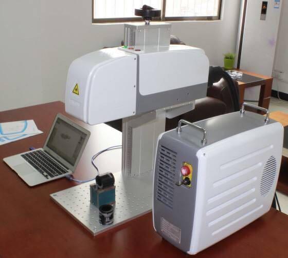 3D Fiber Laser Metal Engraving Machine Color Laser Printer Laser Marking Machine for Ring Rotary Mark enlarge
