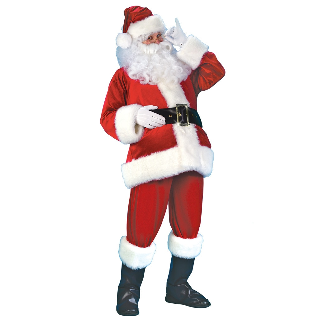 Santa Claus Costume European and American Fashion Costume Festive Costume newest christmas costume santa claus costume suit adult couple performance costume set outfit
