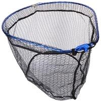folding fishing net aluminum alloy fishing net 55x44cm fishing net pear shaped frame rock net