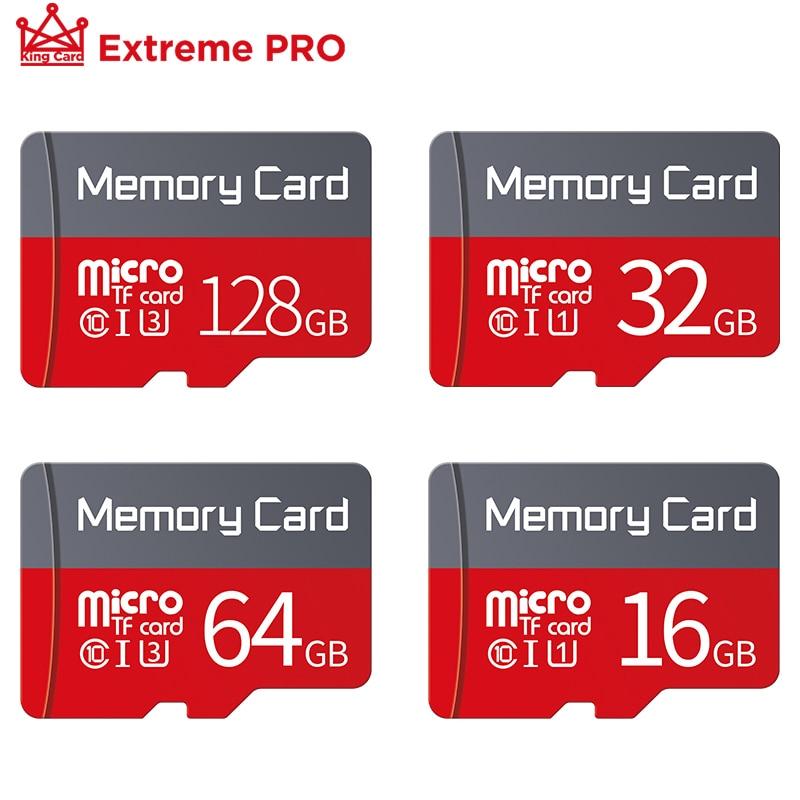 Class10 Memory Card 256GB 128GB 64GB SDXC 32GB 16GB SDHC Micro sd card flash card 8GB 4GB Memory Microsd TF/SD Card