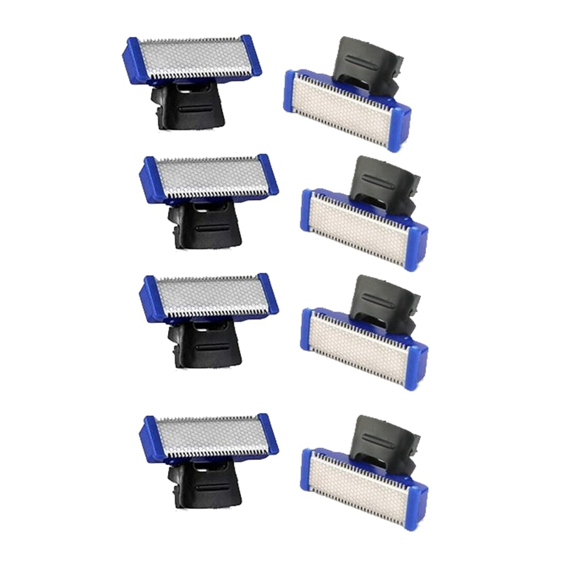 8 cabeça de substituição dos pces para a cabeça do cortador da substituição da micro imprensa do aparador solo Aparadores de pelo    -