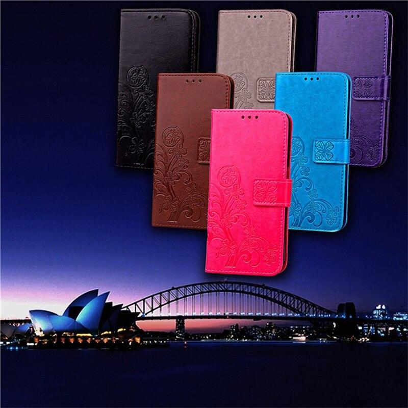 3D Rose Leather Printed Flower Case for Huawei Honor V9 V8 V20 V10 Play 6C 8 Pro COR-L29 2018 Flip Wallet Shell Cover with Strap
