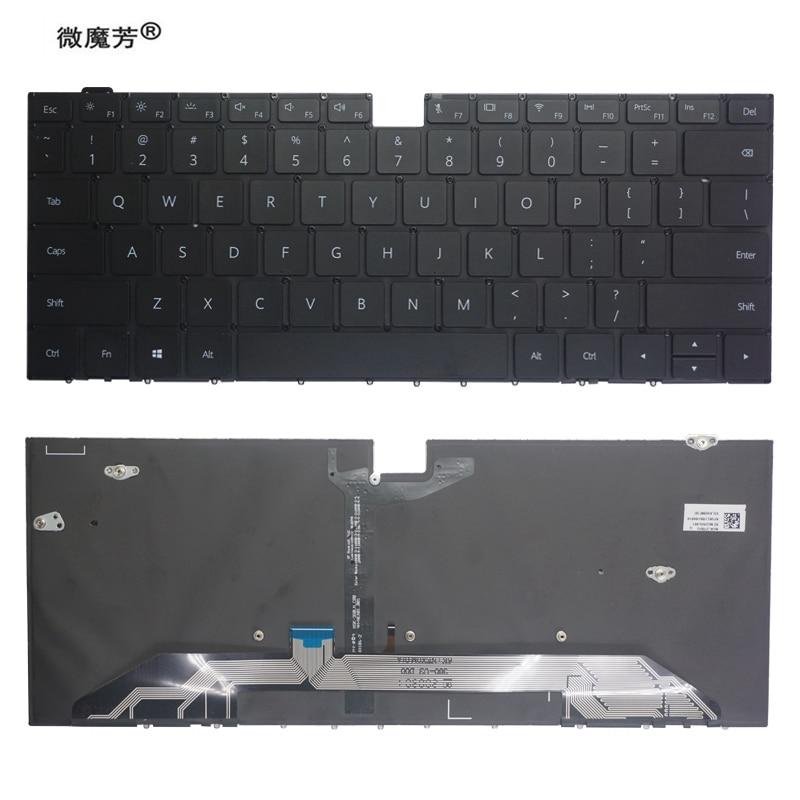 ماخ محمول لوحة المفاتيح لهواوي MateBook X برو ماخ MACHR-W19 W19B W29 W09