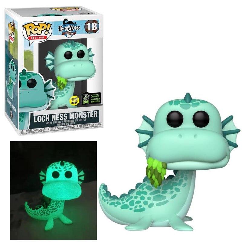 Funko Pop LOCH Ness monstre #18 figurine en vinyle poupées jouets
