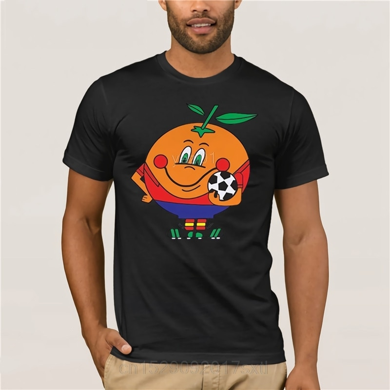 Camiseta 100% de algodón para hombre de camisa de futbolista copa mundial...