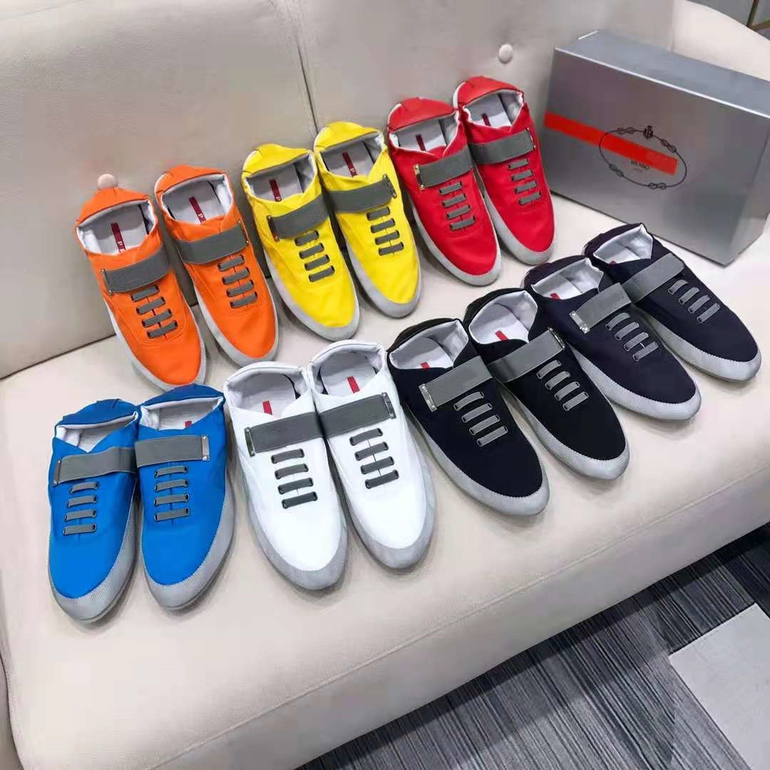 Luxury Brand Men Women Running Shoes Outdoor Athletic Ladies Casual Sneakers Mixed Colors Breathable Male Female Sports Shoes