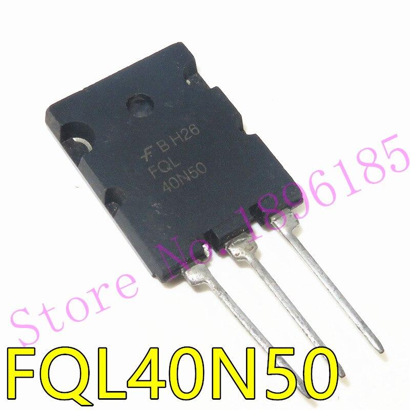 1 Uds nuevo original FQL40N50-264 40N50 500V 40A en stock