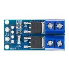 Panel de Control del regulador PWM del módulo del interruptor del disparador del MOSFET 15A 400W
